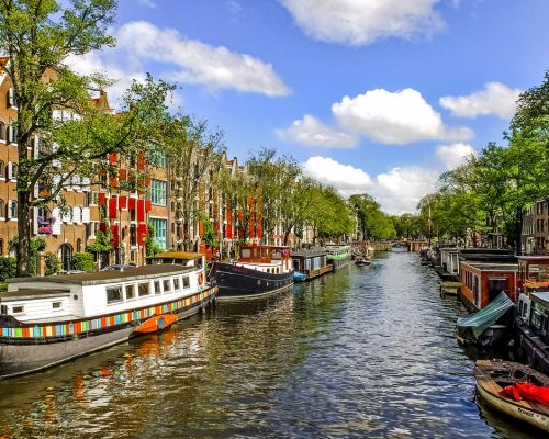 IICCT courses in Amsterdam